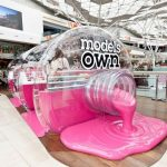 retail display created by vacuum forming