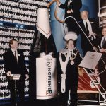 Worlds Largest Beer Bottle for Kingfisher