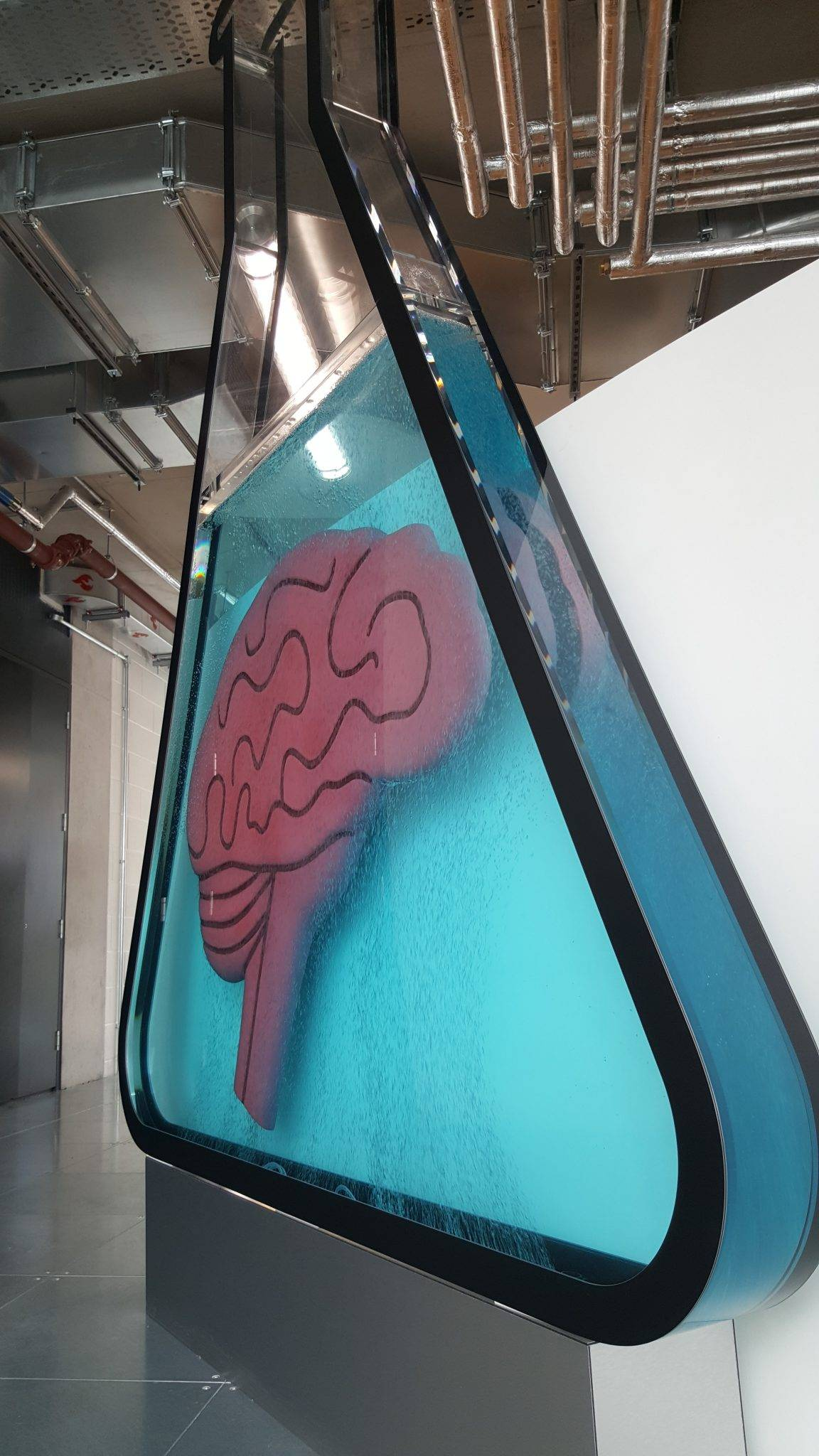 Feature Tank Brain