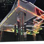 Krystal Piano Underneath